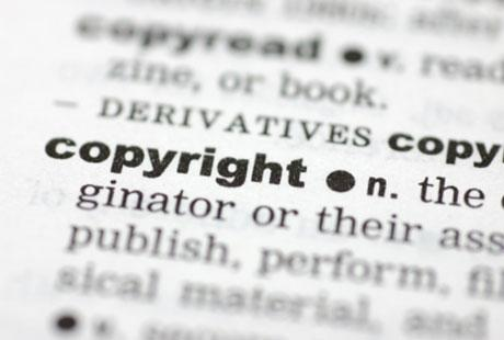 Copyright in the dictionary